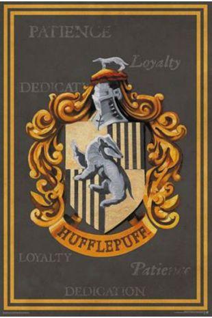 Harry Potter Ravenclaw Crest Poster