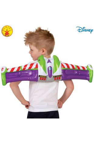 BUZZ TOY STORY INFLATABLE WINGS, CHILD