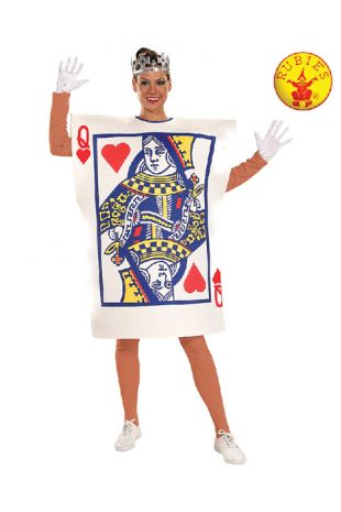 Playing Card, Alice in Wonderland Costume - Buy Online with Afterpay, Paypal or Layby at Little Shop of Horrors Costumery - Costume Shop Melbourne