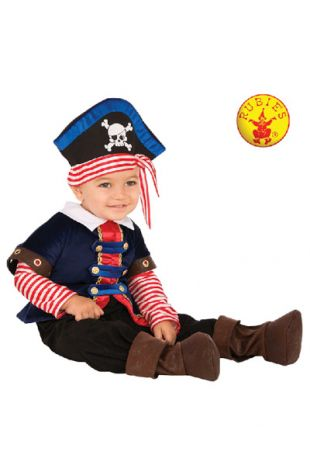 Pirate Boy Costume, Spooky Halloween Costume, available to buy with Afterpay, Paypal or Layby at Little Shop of Horrors Costumery - The best costume shop in Melbourne