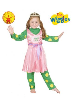 Dorothy the Dinosaur Costume, Officially Licensed Wiggles Costume - Buy Online with Afterpay, Paypal or Layby at Little Shop of Horrors Costumery - Costume Shop Melbourne