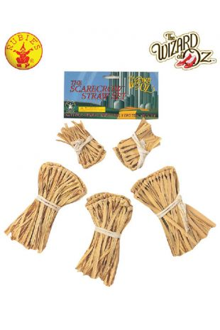 Wizard of Oz Officially Licensed Scarecrow Straw Kit - Buy Online with Afterpay, Paypal or Layby at Little Shop of Horrors Costumery - Costume Shop Melbourne
