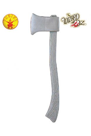 Wizard of Oz Officially Licensed Tin Man Axe - Buy Online with Afterpay, Paypal or Layby at Little Shop of Horrors Costumery - Costume Shop Melbourne