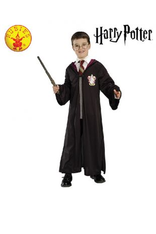 Harry Potter Officially Licensed Costume - Buy Online with Afterpay, Paypal or Layby at Little Shop of Horrors Costumery - Costume Shop Melbourne