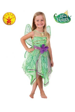 Tinkerbell Officially Licensed Disney Costume - Buy Online with Afterpay, Paypal or Layby at Little Shop of Horrors Costumery - Costume Shop Melbourne