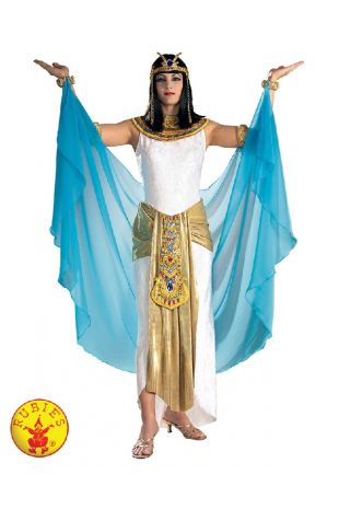 Cleopatra Collectors Edition Costume available to buy with Afterpay, Paypal or Layby at Little Shop of Horrors Costumery - The best costume shop in Melbourne