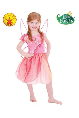 Disney Fairies Rosetta Officially Licensed Disney Costume - Buy Online with Afterpay, Paypal or Layby at Little Shop of Horrors Costumery - Costume Shop Melbourne