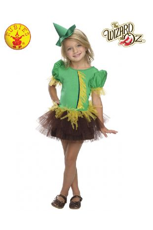Wizard of Oz Scarecrow Childrens Costume available at Little Shop of Horrors Costumery the best costume shop in Melbourne, Mornington Peninsula & Frankston