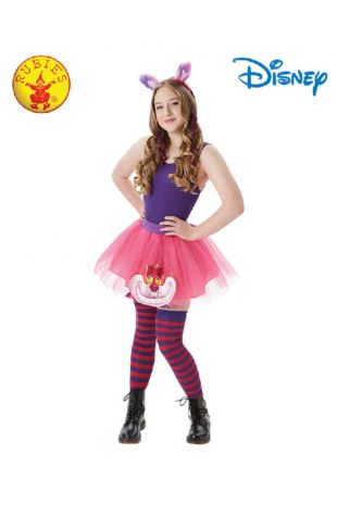 Cheshire Cat, Alice in Wonderland Officially Licensed Disney Costume - Buy Online with Afterpay, Paypal or Layby at Little Shop of Horrors Costumery - Costume Shop Melbourne