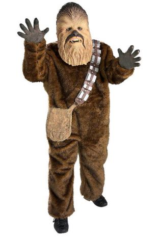 Chewbacca Star Wars - Kids Childrens Costumes - Little Shop of Horrors Costumery - Mornington Peninsula Frankston