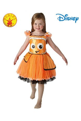 Finding Nemo Officially Licensed Disney Costume - Buy Online with Afterpay, Paypal or Layby at Little Shop of Horrors Costumery - Costume Shop Melbourne