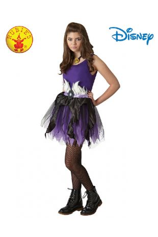 Ursula Disney Princess Tween Costume available to buy with Afterpay, Paypal or Layby at Little Shop of Horrors Costumery - The best costume shop in Melbourne