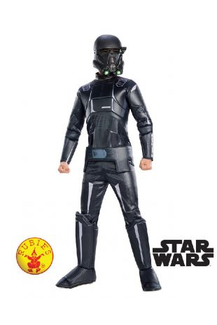 Death Trooper Star Wars Officially Licensed Costume - Buy Online with Afterpay, Paypal or Layby at Little Shop of Horrors Costumery - Costume Shop Melbourne