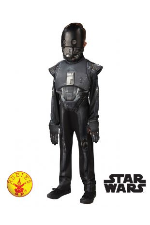K-2S0 ROGUE ONE Star Wars Officially Licensed Costume - Buy Online with Afterpay, Paypal or Layby at Little Shop of Horrors Costumery - Costume Shop Melbourne