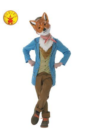 MR FOX DELUXE COSTUME, TWEEN