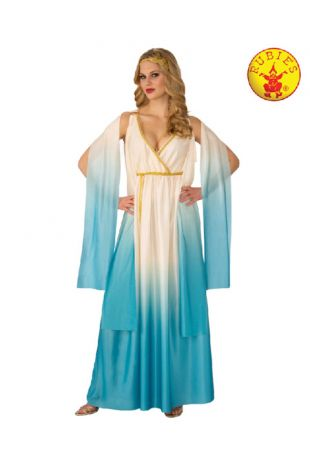 Athena Grecian Goddess Costume - Buy Online with Afterpay, Paypal or Layby at Little Shop of Horrors Costumery - Costume Shop Melbourne