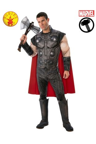 THOR DELUXE COSTUME, ADULT