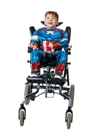 CAPTAIN AMERICA ADAPTIVE COSTUME, CHILD