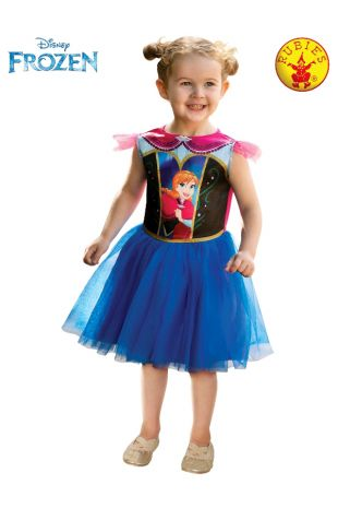 ANNA CLASSIC COSTUME, CHILD