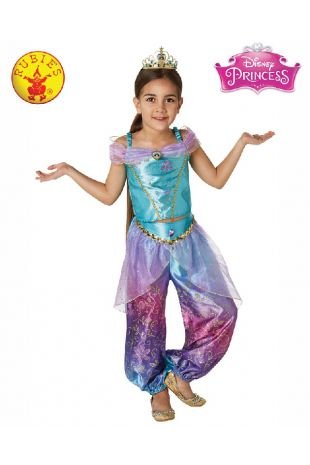 Jasmine Disney Princess Costume available to buy with Afterpay, Paypal or Layby at Little Shop of Horrors Costumery - The best costume shop in Melbourne