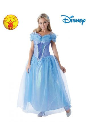 Cinderella Costume Costume available to buy with Afterpay, Paypal or Layby at Little Shop of Horrors Costumery - The best costume shop in Melbourne