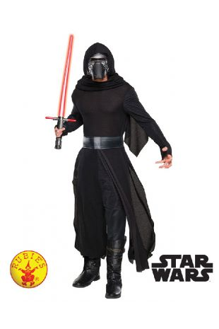 Kylo Ren Star Wars Officially Licensed Costume - Buy Online with Afterpay, Paypal or Layby at Little Shop of Horrors Costumery - Costume Shop Melbourne