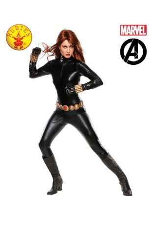 Avengers Black Widow Collectors Edition Costume available to buy with Afterpay, Paypal or Layby at Little Shop of Horrors Costumery - The best costume shop in Mornignton, Frankton & Melbourne