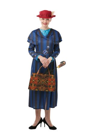 MARY POPPINS RETURNS DELUXE COSTUME, ADULT