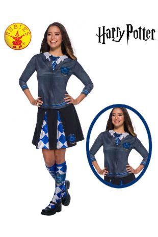Ravenclaw Top - Harry Potter Officially Licensed Costume - Buy Online with Afterpay, Paypal or Layby at Little Shop of Horrors Costumery - Costume Shop Melbourne