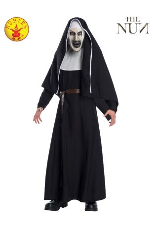 THE NUN DELUXE COSTUME, ADULT