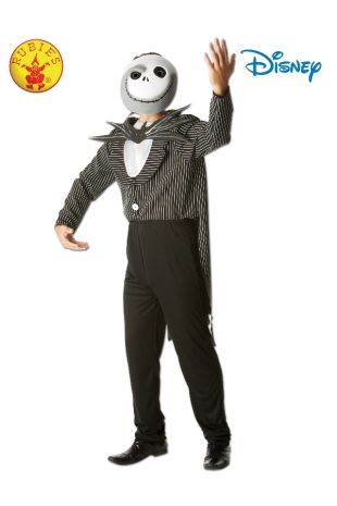 JACK SKELLINGTON COSTUME, ADULT