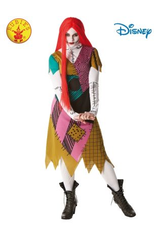 SALLY FINKELSTEIN COSTUME, ADULT