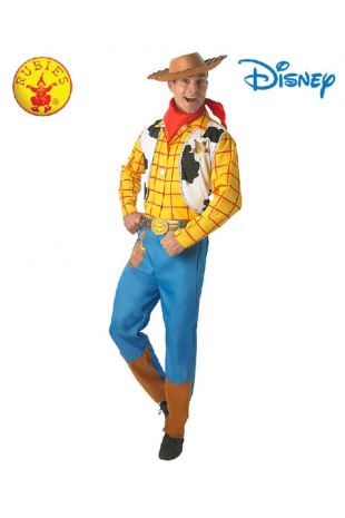 Toy Story Woody Officially Licensed Disney Costume - Buy Online with Afterpay, Paypal or Layby at Little Shop of Horrors Costumery - Costume Shop Melbourne