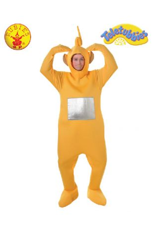 Laa-Laa, Officially Licensed Teletubbies Costume - Buy Online with Afterpay, Paypal or Layby at Little Shop of Horrors Costumery - Costume Shop Melbourne