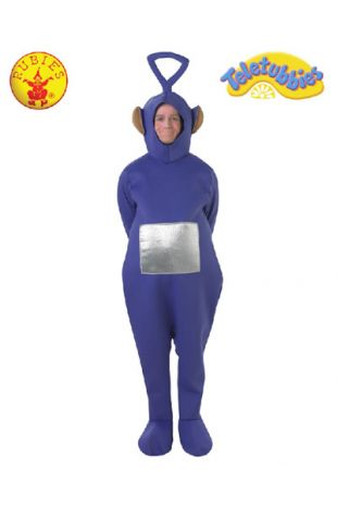 Tinky Winky, Officially Licensed Teletubbies Costume - Buy Online with Afterpay, Paypal or Layby at Little Shop of Horrors Costumery - Costume Shop Melbourne