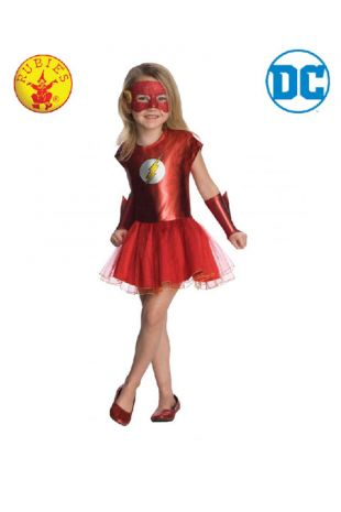 The Flash, Justice League Officially Licensed DC Comics Costume - Buy Online with Afterpay, Paypal or Layby at Little Shop of Horrors Costumery - Costume Shop Melbourne