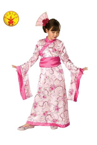 ASIAN PRINCESS COSTUME, CHILD