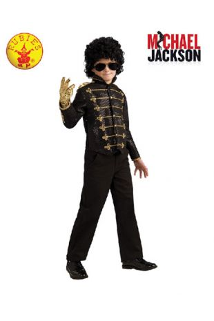Officially Licensed Michael Jackson Costume, available to buy with Afterpay, Paypal or Layby at Little Shop of Horrors Costumery - The best costume shop in Melbourne