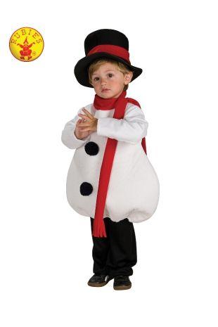 BABY SNOWMAN COSTUME, CHILD