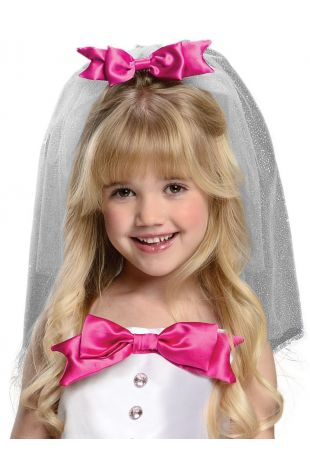 BARBIE BRIDE COSTUME, CHILD