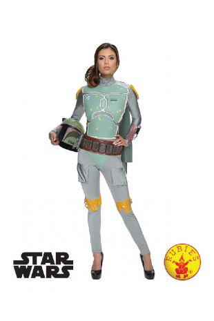 Boba Fett Star Wars Officially Licensed Costume - Buy Online with Afterpay, Paypal or Layby at Little Shop of Horrors Costumery - Costume Shop Melbourne