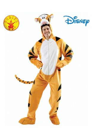Winnie The Pooh, Tigger Officially Licensed Disney Costume - Buy Online with Afterpay, Paypal or Layby at Little Shop of Horrors Costumery - Costume Shop Melbourne