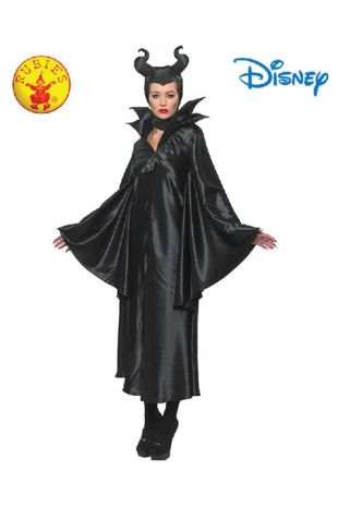 Maleficent Officially Licensed Disney Costume - Buy Online with Afterpay, Paypal or Layby at Little Shop of Horrors Costumery - Costume Shop Melbourne