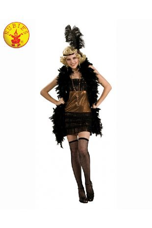 CHARLESTON HONEY COSTUME, ADULT