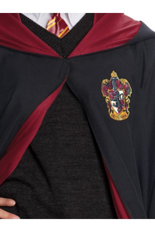 HARRY POTTER/GRYFFINDOR ROBE, ADULT
