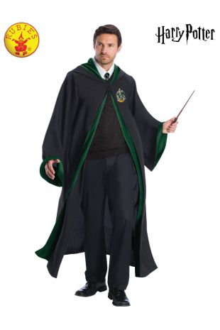 SLYTHERIN ROBE, ADULT