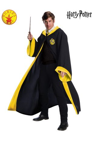 HUFFLEPUFF ROBE, ADULT