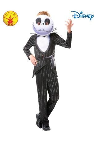 JACK SKELLINGTON COSTUME, CHILD