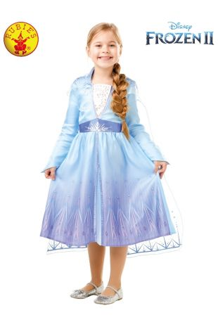 ELSA FROZEN 2 CLASSIC COSTUME, CHILD