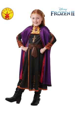 ANNA FROZEN 2 CLASSIC COSTUME, CHILD